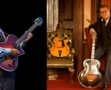 JFS #159 Great Guitars Martin Taylor and Frank Vignola