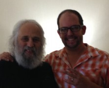 David Grisman Interview Part III Live from Mesa, AZ