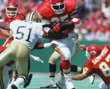 The Christian Okoye Interview